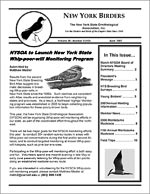 New York Birders front page
