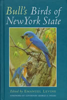 Bull's Birds of NYS cover